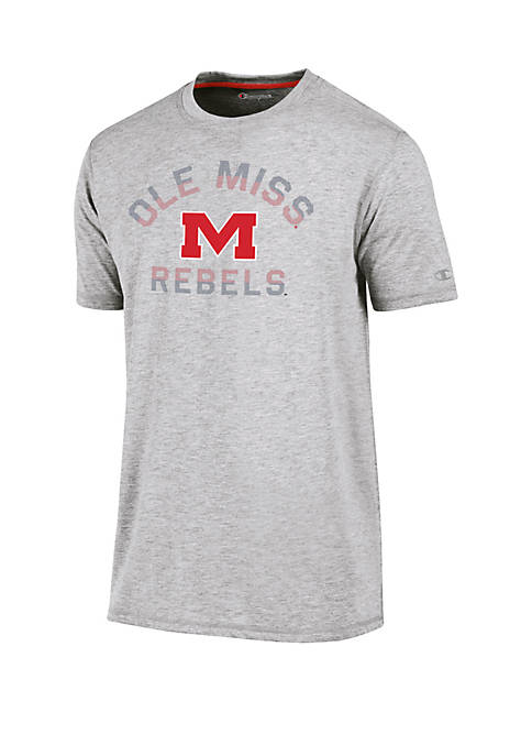 KNIGHTS APPAREL Champion® Ole Miss Rebels Short Sleeve