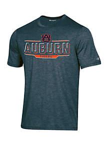 KNIGHTS APPAREL Auburn Tigers Infinity Stripe T Shirt