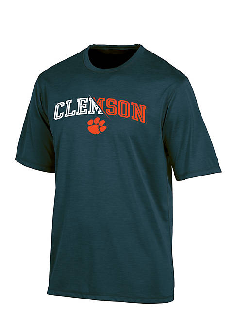 KNIGHTS APPAREL Clemson Motion Infinity Short Sleeve Tee