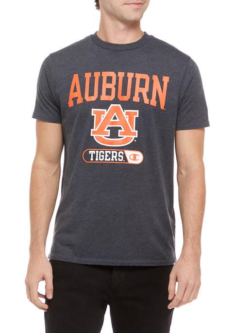 NCAA Auburn Tigers Graphic Heathered T-Shirt