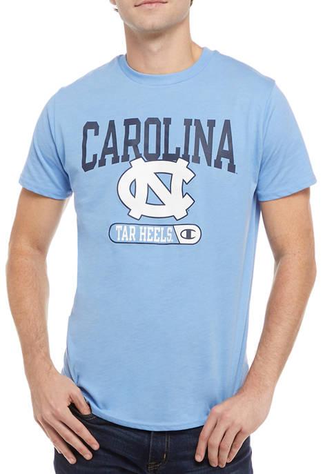 NCAA UNC Tarheels Graphic Heathered T-Shirt