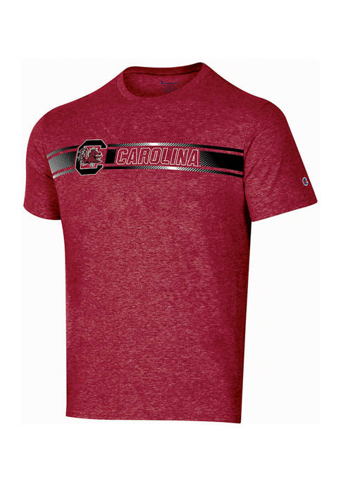 Champion® NCAA South Carolina Gamecocks Heathered Short Sleeve