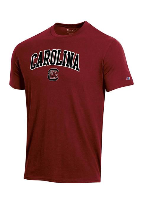 Champion® NCAA South Carolina Gamecocks Short Sleeve Graphic