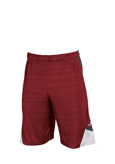 KNIGHTS APPAREL Alabama Crimson Tide Hustle Shorts