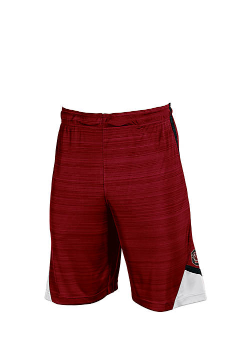 KNIGHTS APPAREL South Carolina Gamecocks Hustle Shorts
