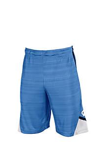 North Carolina Tar Heels Hustle Shorts
