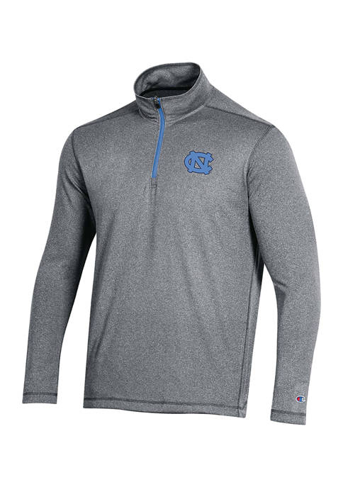 NCAA North Carolina Tar Heels Victory Quarter Zip Graphic Jacket