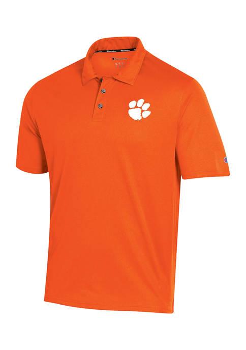 Champion® NCAA Clemson Tigers Short Sleeve Micro Mesh