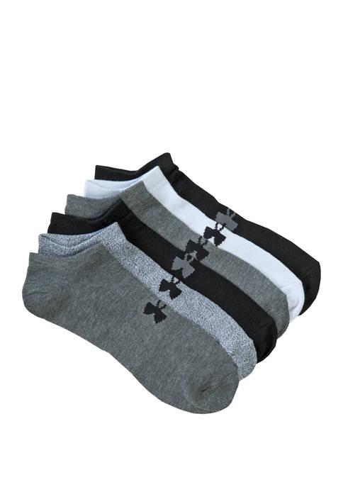 Under Armour® Set of 3 Essential Athletic Socks