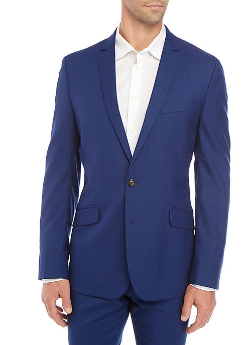 Billy London Hot Blue Performance Suit Separate Coat