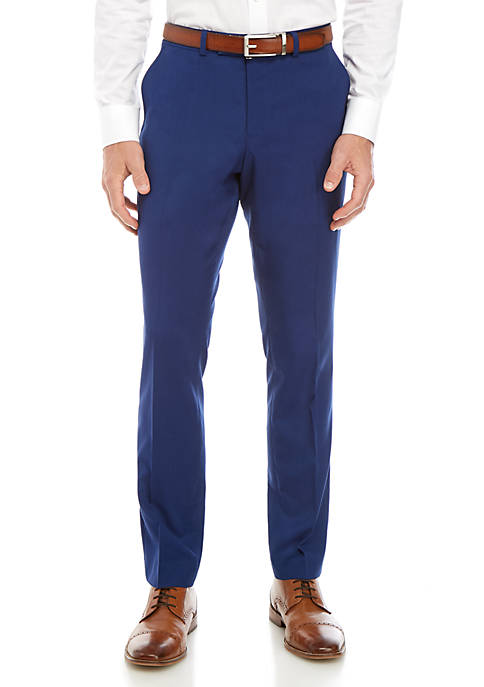 Billy London Hot Blue Performance Suit Separate Pants