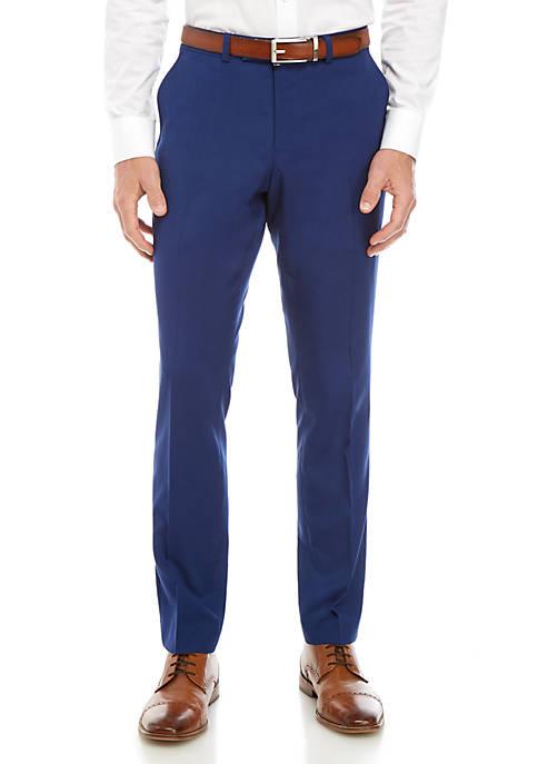 Hot Blue Performance Suit Separate Pants