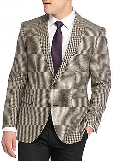 Dockers® Brown Houndstooth Sport Coat