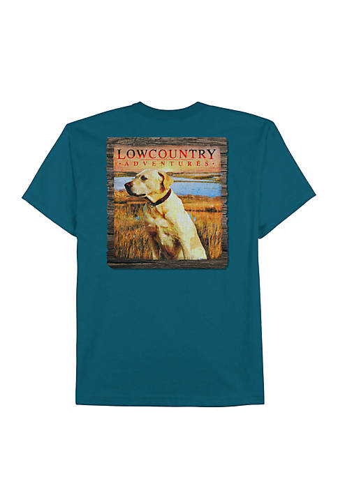 Saddlebred® Big & Tall Low Country Lab Graphic