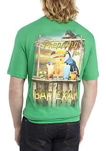 Big & Tall Bar Exam T-Shirt