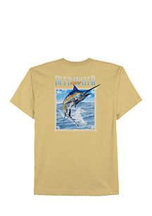 Big & Tall Deep Water Fishing Shirt