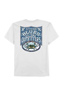 9be06d35 ... Saddlebred® Southern Blue T Shirt