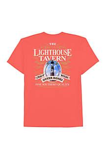 1cd2354b ... Saddlebred® Lighthouse Tavern T Shirt