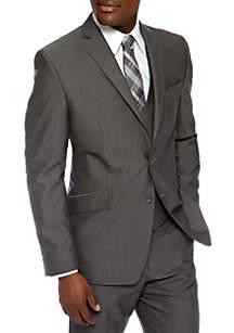 Slim Fit Shark Suit Separate Coat