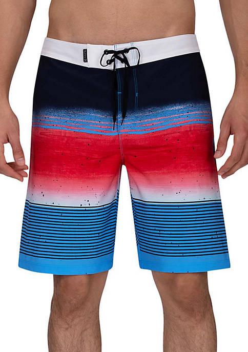Hurley® The Phantom Overspray 20 in Board Shorts