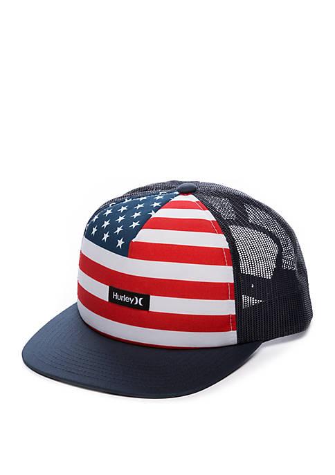 Hurley® Mixtape Americana Hat