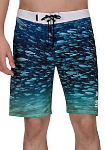 4d6310d2aa ... Hurley® The Clark Little Phantom Underwater Board Shorts