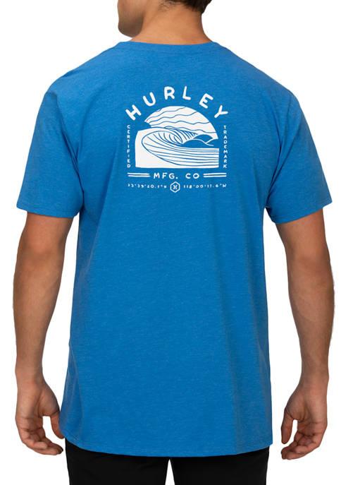 Hurley® Short Sleeve Graphic T-Shirt