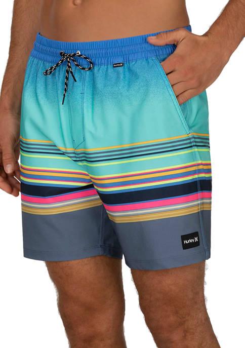 Hurley® Phantom Spectrum Volley Swim Trunks