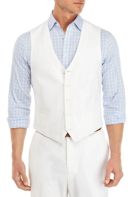 Saddlebred® White Vest