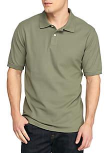 Core Pique Polo Shirt