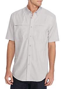 Short Sleeve Hatch Fishing Shirt