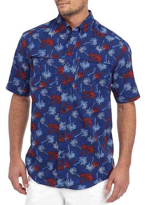 Ocean & Coast® Classic Fit Short Sleeve Shirt