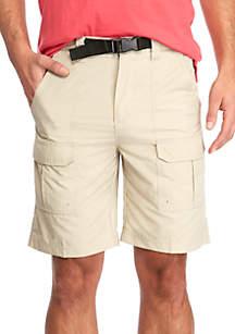 Belted Hiker Cargo Short