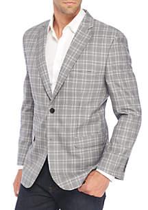 Travel Plaid Suit