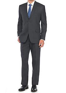 Greg Norman Modern-Fit Stretch 2-Piece Suit
