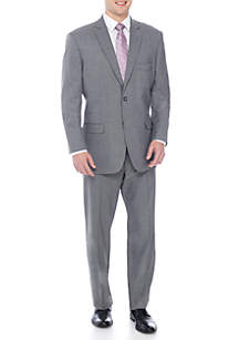 Greg Norman Modern-Fit Stretch 2-Piece Suit