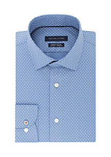 Slim Fit Stretch Dress Shirt