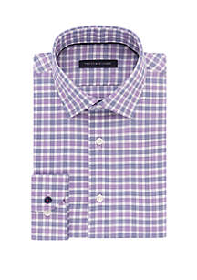 Supima Stretch Gingham Shirt