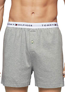 Tommy Hilfiger Solid Woven Boxers
