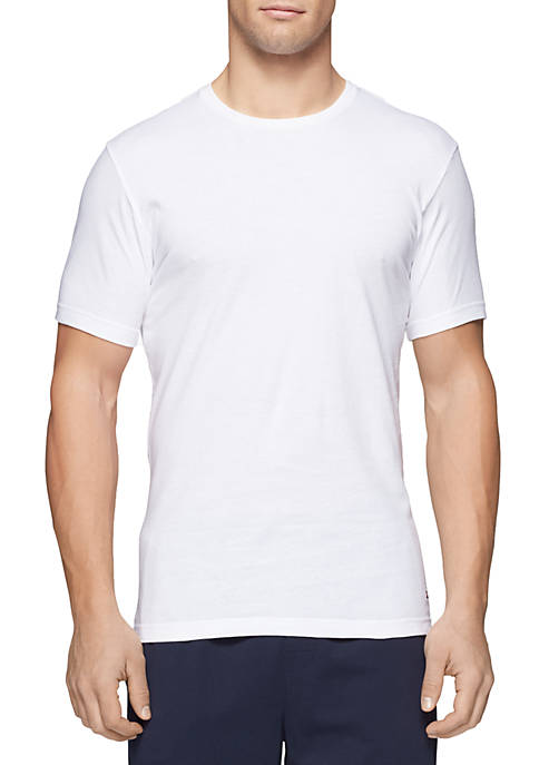 Tommy Hilfiger Slim Fit Crew Neck Tee Shirts