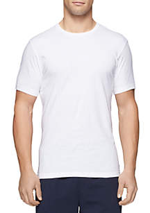 Slim Fit Crew Neck Tee Shirts 3-Pack