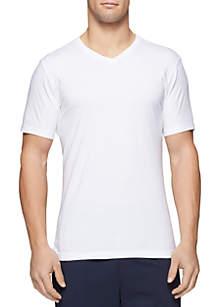 Slim Fit V-Neck Tee Shirts 3-Pack