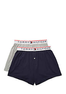 2-Pack Modern Essentials Knit Boxers
