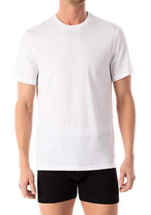 Crew Neck T- Shirts - 4 Pack