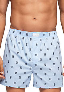 Three-Pack Core Woven Boxers