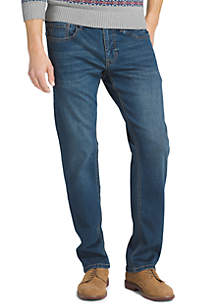IZOD Ultra Soft Straight Fit Jeans