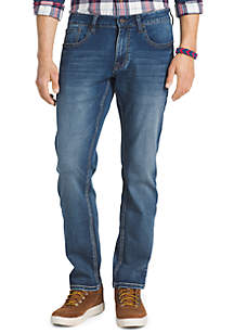 Ultra Soft Straight Fit Jeans
