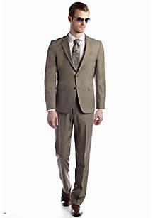 Tan Tic Suit