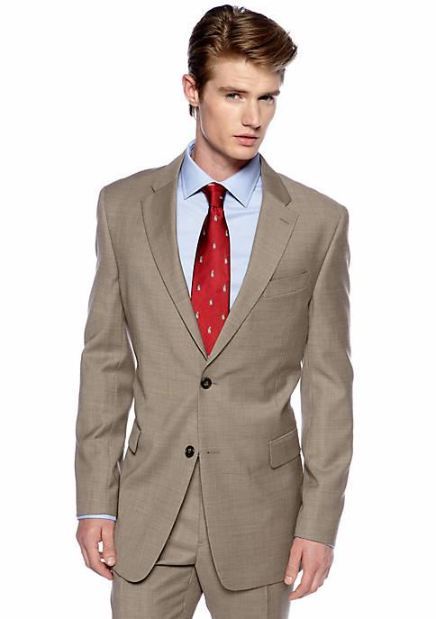 Classic Fit Shark Suit Separate Coat