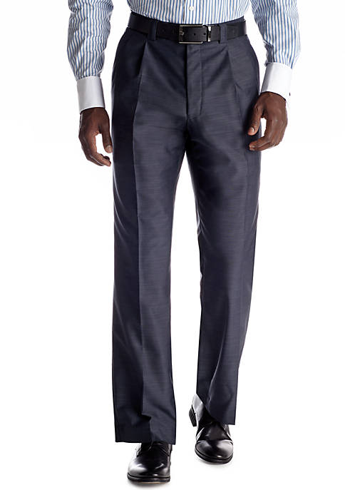 Steve Harvey® Blue Suit Separate Pant